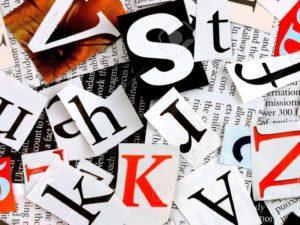 Letter Shapes